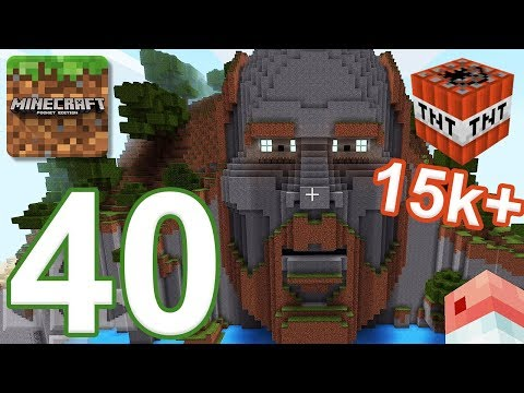 Minecraft: PE - Gameplay Walkthrough Part 40 - The Temple of Notch (iOS, Android)