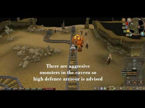 Runescape 99 Mining [Guide]