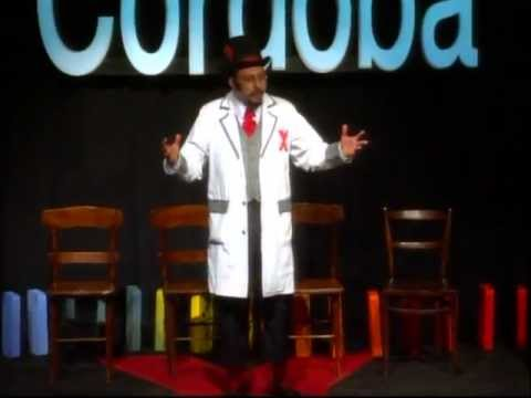 TEDxCordoba - Andrés Aguilar - Risaterapia