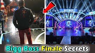 Backstage Secrets of Bigg Boss Finale । बिग बॉस फिनाले की अनजाने राज़