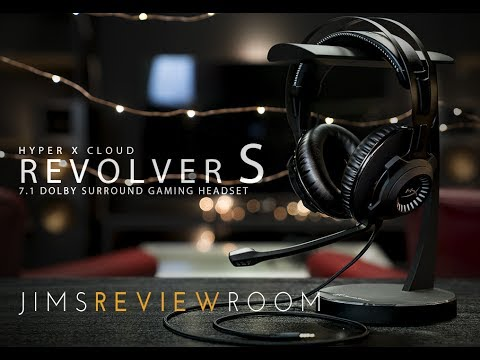 Hyper X Cloud Revolver S - 7.1 SURROUND!  - REVIEW