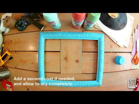 DIY Pin Board
