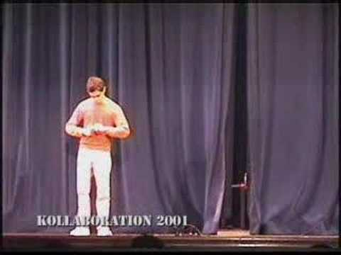 insane robot dance
