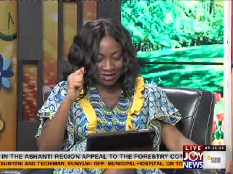 When to end a relationship - My Banner on Joy News (24-5-13)