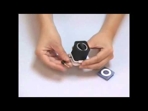 Case for iPod shuffle