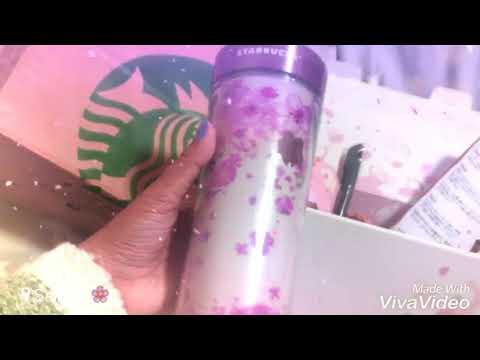 Japan's Starbucks Sakura Tumbler 🌸