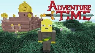 Minecraft - Adventure Time -  Lemongrab
