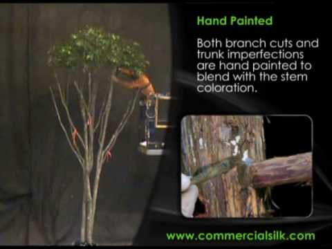 The Art of Artificial Tree Manufacturing
