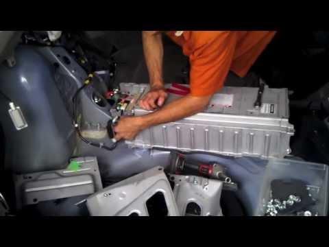 Prius Gen2 (2004 05 06 07 08 09) Hybrid Battery removal