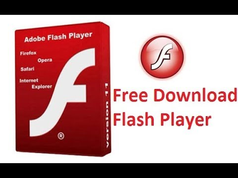 free download adobe flash player 26 - offline installer 2017