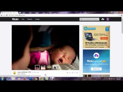 how to delete Flickr photo - EASY WAY