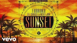 Farruko - Sunset (Cover Audio) ft. Shaggy, Nicky Jam