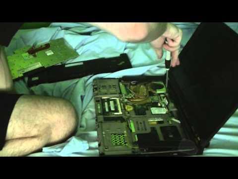 Impromptu T61 Fan Repair