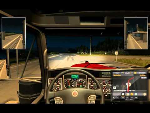 American Truck Simulator San Diego -New York