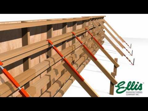 Ellis Manufacturing Concrete Form Brace Turnbuckle