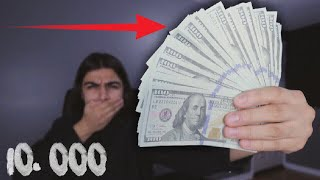 SOMEONE SENT ME $10,000 IN MY FAN MAIL! | INSANE FAN MAIL UNBOXING VIDEO l I GOT $10,000 FOR FREE!