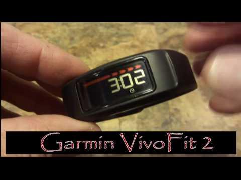 Garmin VivoFit 2- Battery Change/Review