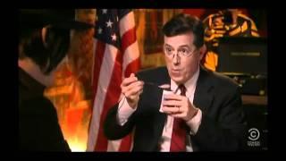 Stephen Colbert vs Jack White