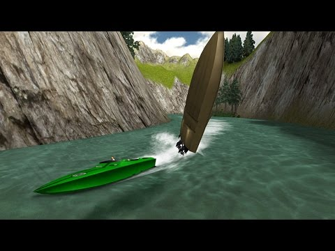 Speedboat Challenge - Trailer Mobile