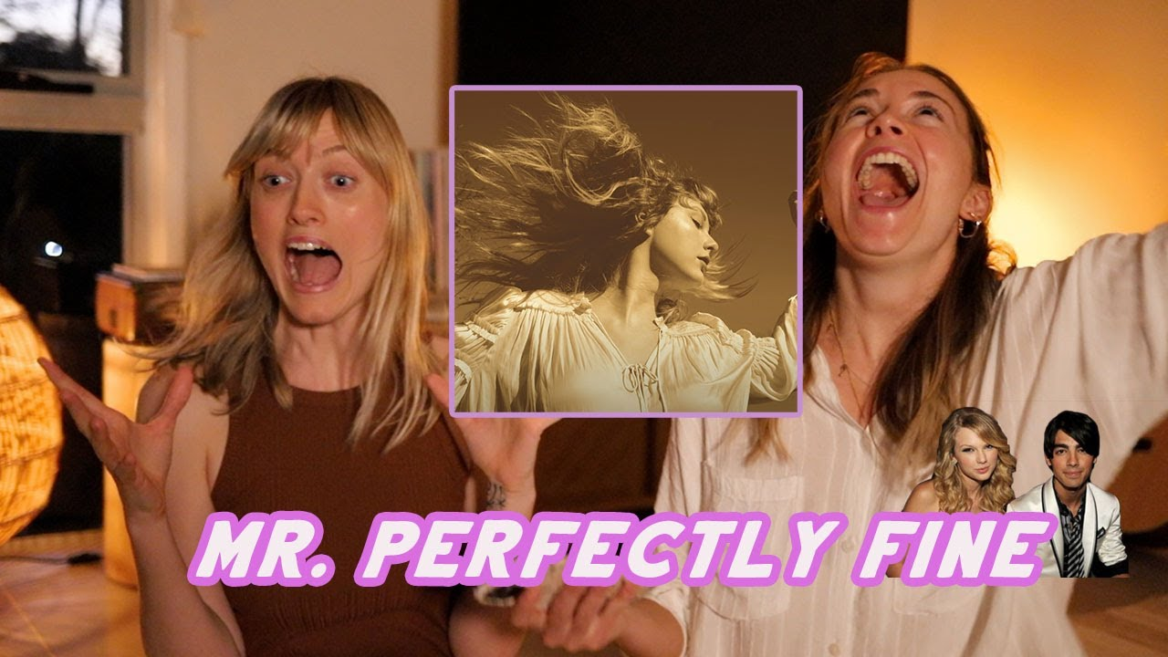 REACTION: Mr Perfectly Fine (Taylor's Version) TAYLOR SWIFT