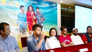 Sargi Promotional Tour - Jassi Gill | Babbal Rai | Rubina Bajwa | Neeru Bajwa | Release 24 Feb 2017