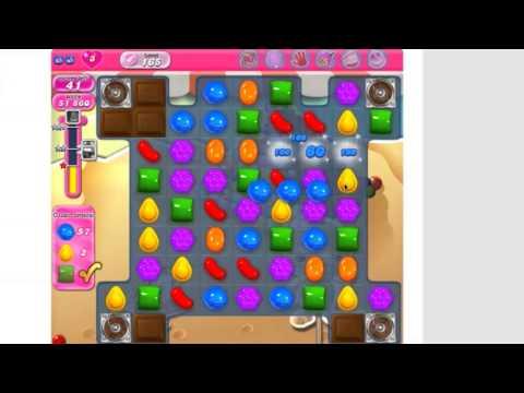 Candy Crush Saga Level 165 Hack