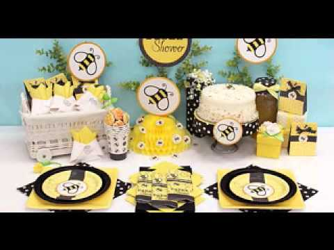 Bumble bee decorating ideas