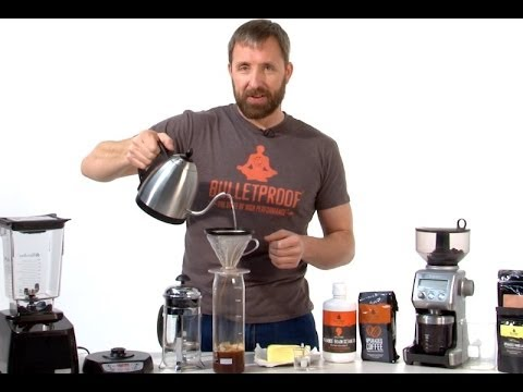 How to Make Bulletproof® Coffee w/ Dave Asprey