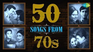 Top 50 Songs from 70's | ৭০ দশকের সেরা ৫০ টি গান |  One stop Jukebox