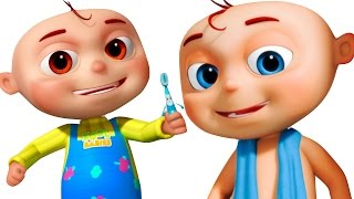 Baby's Day | Funny Baby Activities Video And Zool Babies Picnic Video
