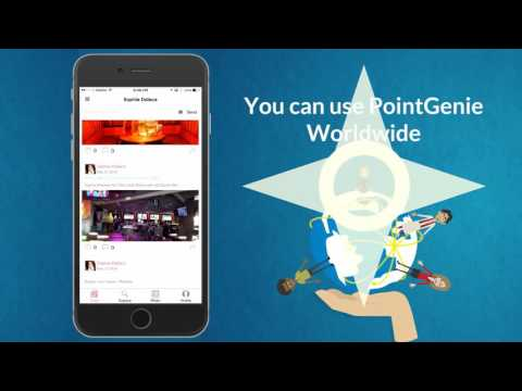 Pointgenie: Crowdsourced LB app, check places status in a seamless way.