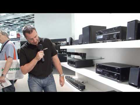 Yamaha - YHT 196, 296, 396 Packages (German) - IFA 2011