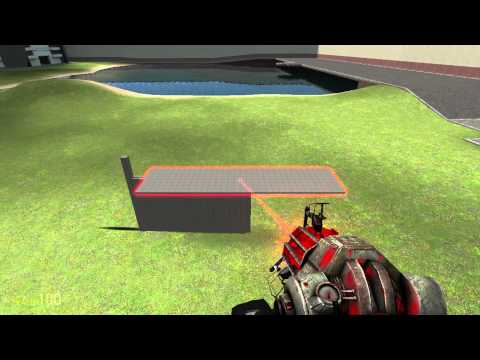 Gmod how to make a door that nobody can break into.