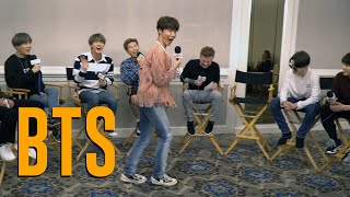 BTS Talks Rose Bowl, Possible Khalid Collab And More With JoJo Wright!