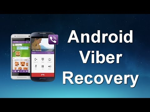 How to Recover Deleted Viber Messages from Android Devices