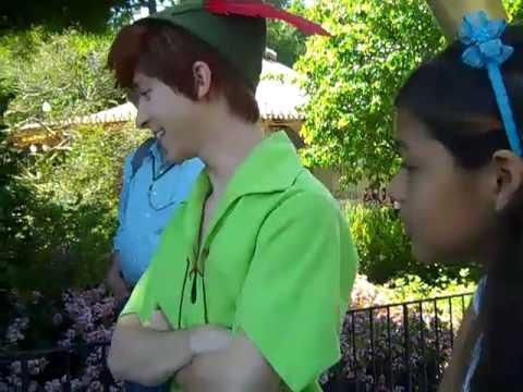 Following Peter Pan