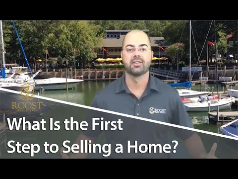 Lake Norman Real Estate Agent: The first steps to selling a home