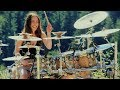 Tool Forty Six 2 Drum Cover By Meytal Cohen