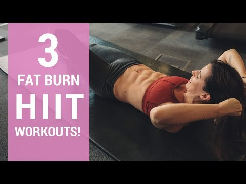 3 HIIT CIRCUITS TO DO AT HOME | NO EQUIPMENT