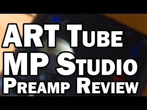ART Preamp Review - ART Tube MP Studio Preamp