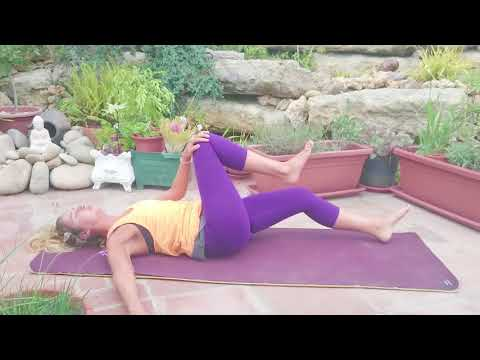 Yoga Moves For Trapped Wind & IBS That Work