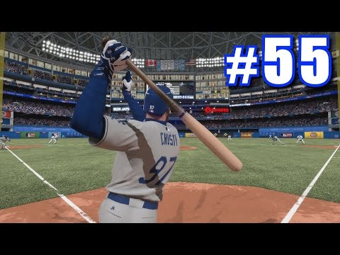 WORLD SERIES IN TORONTO! | MLB 15 The Show | Road to the Show #55