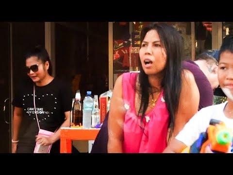 Songkran in Pattaya 2018 - Soi Buakhao & Soi 6
