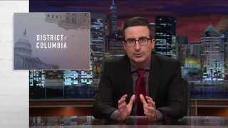 Washington DC Statehood: Last Week Tonight with John Oliver (HBO)