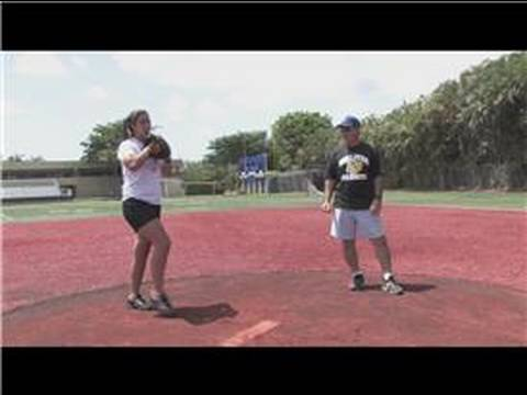 Softball Tips : How to Slow Pitch