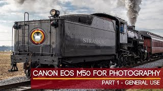 Handheld Video Tips For The Canon Eos M50 - The Crowley Crew