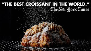 We Try the BEST Croissant in the WORLD!!?🤤 (LUNE)