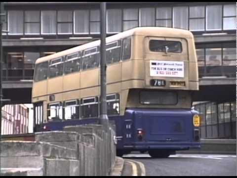 BIRMINGHAM BUSES FEB 1992
