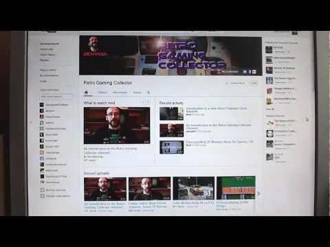 New YouTube Layout 2013 - An overview and
