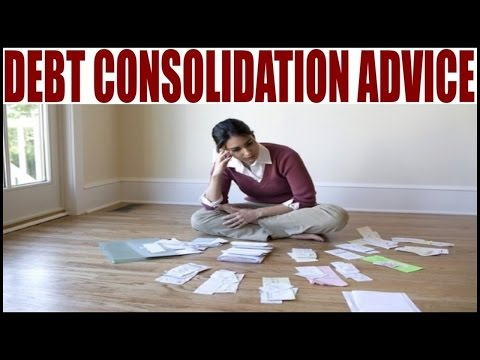 Debt Consolidation Loans Advice